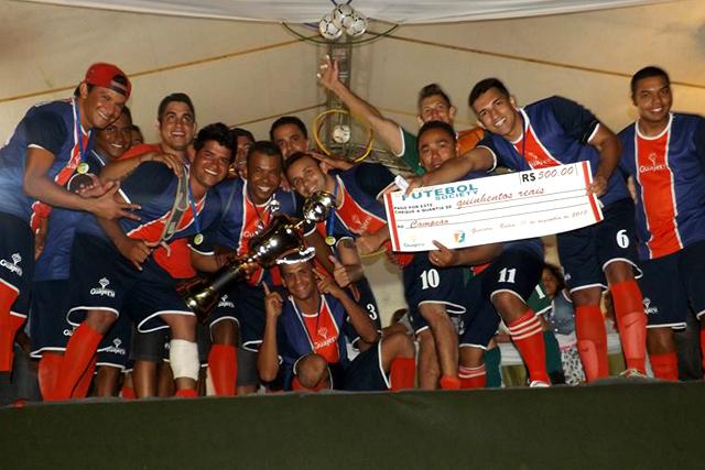 Campeonato Society Guajeru 2013 02