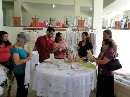 O Cesol Sertão Produtivo vem desenvolvendo importantes trabalhos junto aos empreendimentos de economia solidária local. (Foto: Divulgação)