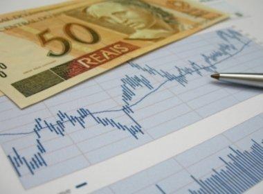 dinheiro e grafico
