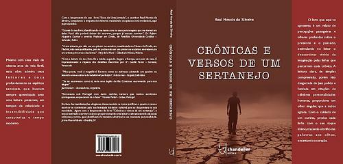 livro cronicas e versos de um sertanejo