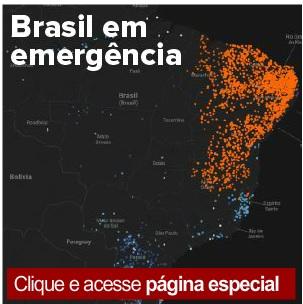 mapa emergencia
