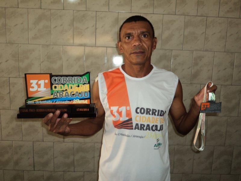 caralao maratonista 31 corrida cidade de Aracaju 02