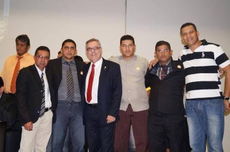liderancas com deputado acompanha projeto de novos municipios