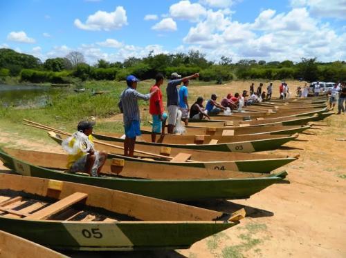 pescadores kits tremedal