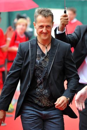 Michael Schumacher está em coma desde o dia 29 de dezembro do ano passado (Foto: Getty Images)