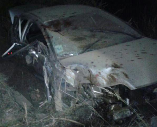 acidente estrada de cordeiro 15-07