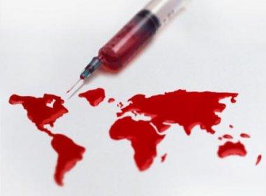 aids no mundo