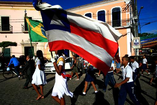 Sede do governo da Bahia em Cachoeira na foto Foto:Alberto Coutinho/AGECOM