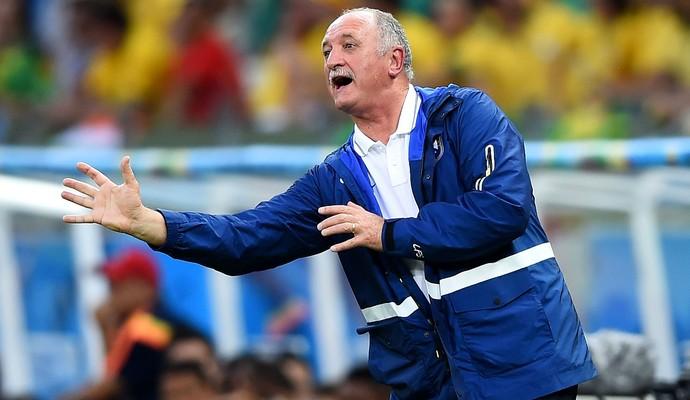 Luiz Felipe Scolari não é mais técnico da seleção brasileira (Foto: Getty Images)