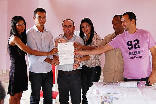 reconhecimento da comunidade quilombola em janio quadros 01