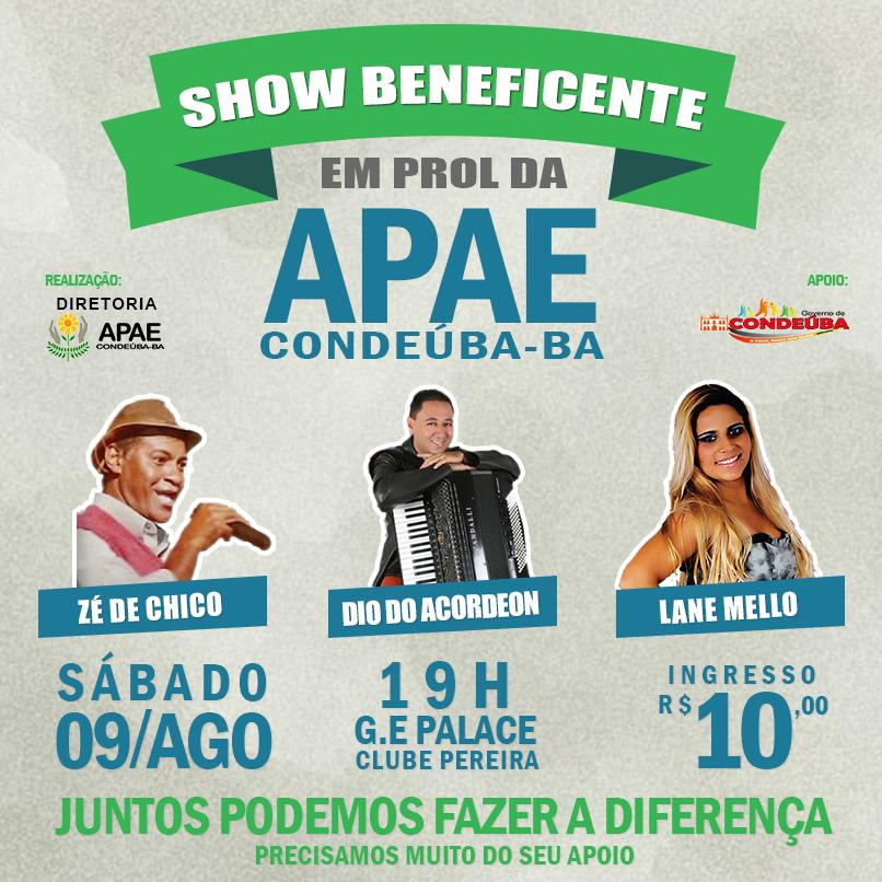 show_beneficente_apae_condeuba_new