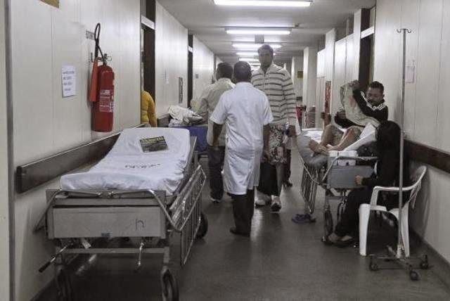 Serviço de saúde é considerado ruim por 93 % da população. (Foto: Imagem de Arquivo/Agência Brasil)