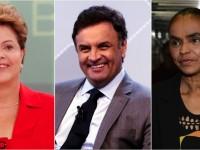 Candidatos-Dilma-Rousseff-Aecio-Neves-Marina-Silva