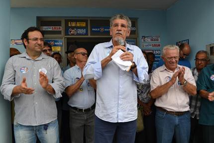 Herzem Gusmão inaugura comitê em Condeúba 01