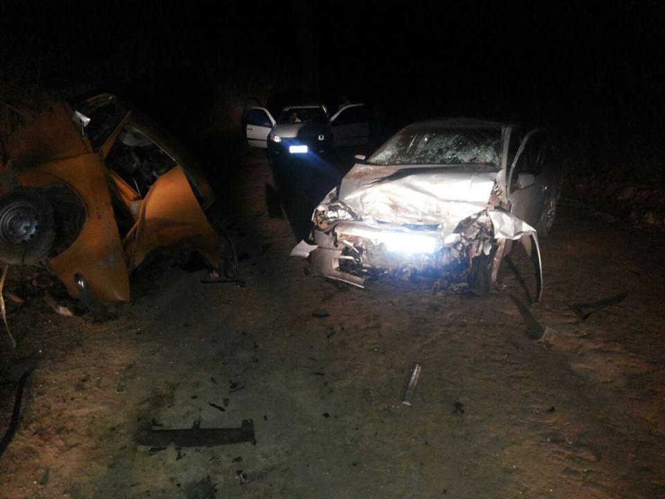 acidente estrada vicinal licinio de almeida