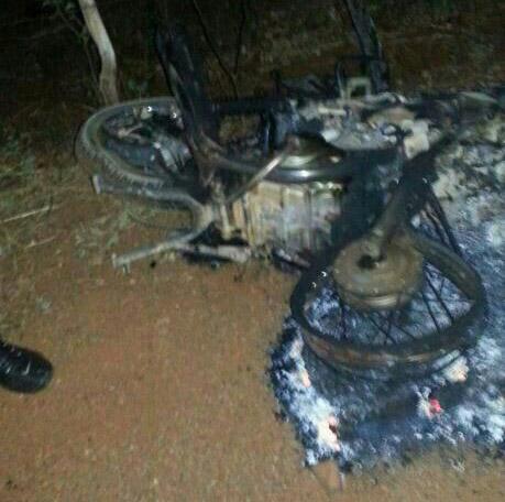 acidente moto e caminhao urandi (1)