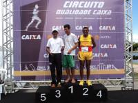 Carlão Maratonista participa de duas etapas do Circuito Qualidade Caixa 27e668f9f204c