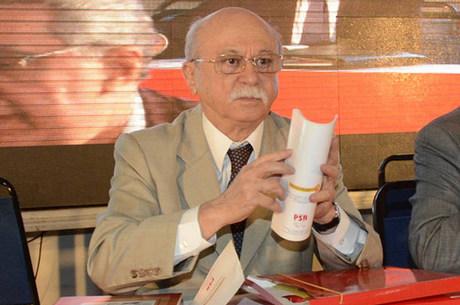 """Amaral criticou a decisão tomada por seu partido classificando-a de """"suicídio político-ideológico"""""""
