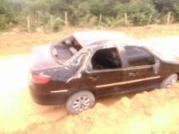 acidente carro condeuba mangarito