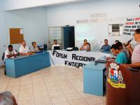 forum regional entidades janio quadros