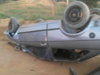 acidente mangarito condeuba