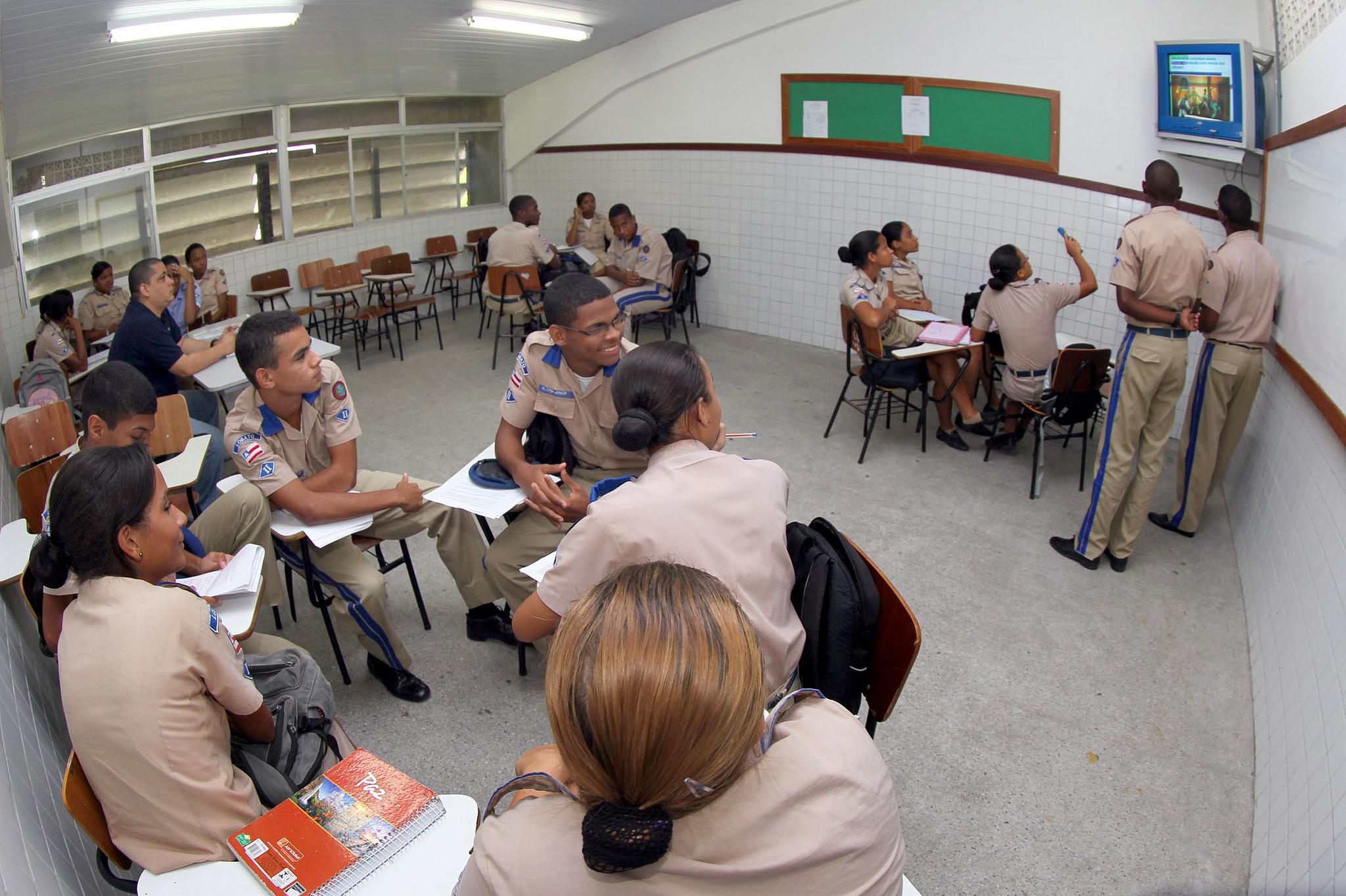 colegio policia militar