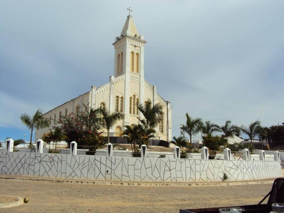 igreja matriz condeuba