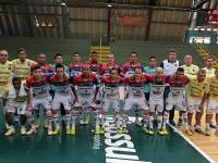 LEM Vento em Popa Janjar Futsal