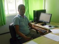 Maurício Evangelista de Souza – Coordenador de Meio Ambiente. Foto: Portal da Transparência | Governo de Condeúba