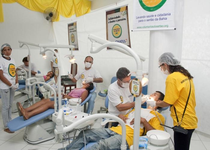 Voluntários do Sertão edição 2009