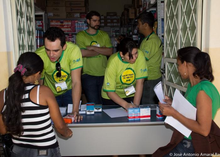 Voluntários do Sertão edição 2011