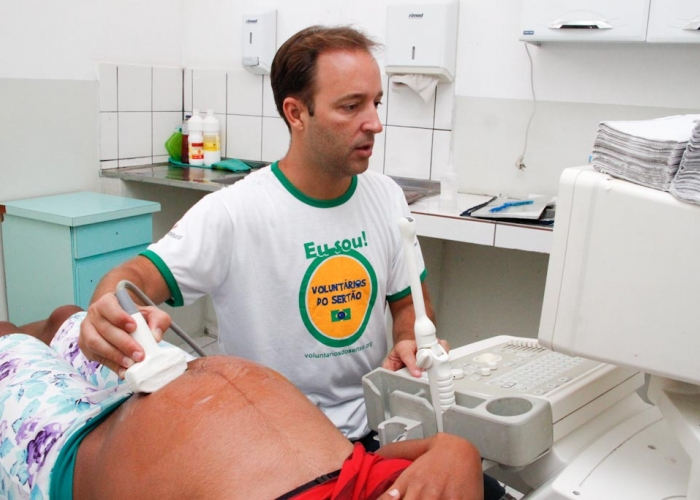Voluntários do Sertão edição 2012