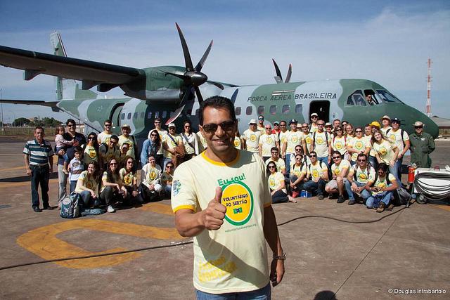Voluntários do Sertão edição 2013