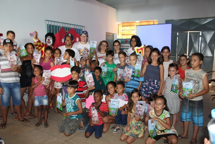 15ª edição do projeto Voluntários do Sertão em Condeúba (2)