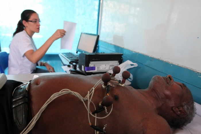 15ª edição do projeto Voluntários do Sertão em Condeúba