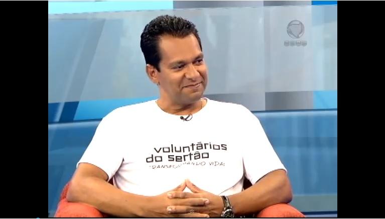 Programa Ressoar que mostra a 15ª edição do projeto Voluntários do Sertão em Condeúba