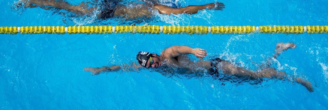 nadadores