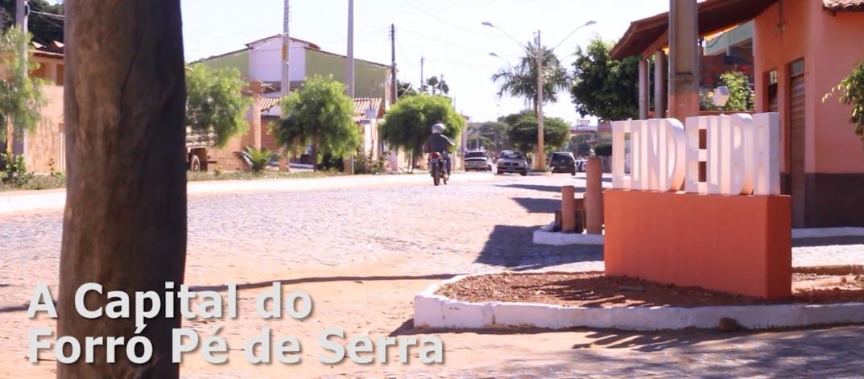 video condeuba a capital do forro pe de serra