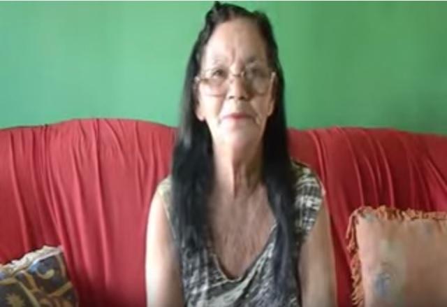Dona Rosalina Lopes de mortugaba