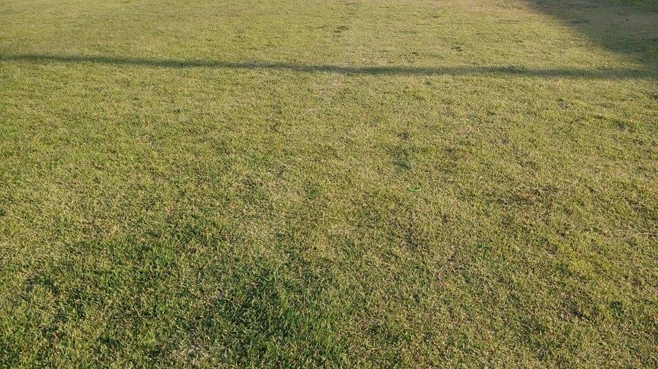 Marcação de linha lateral.