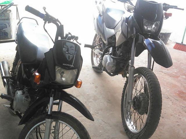 motos apreendidas janio quadros