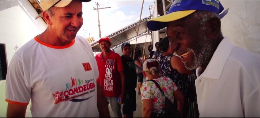 video messias do gas voluntarios do sertao