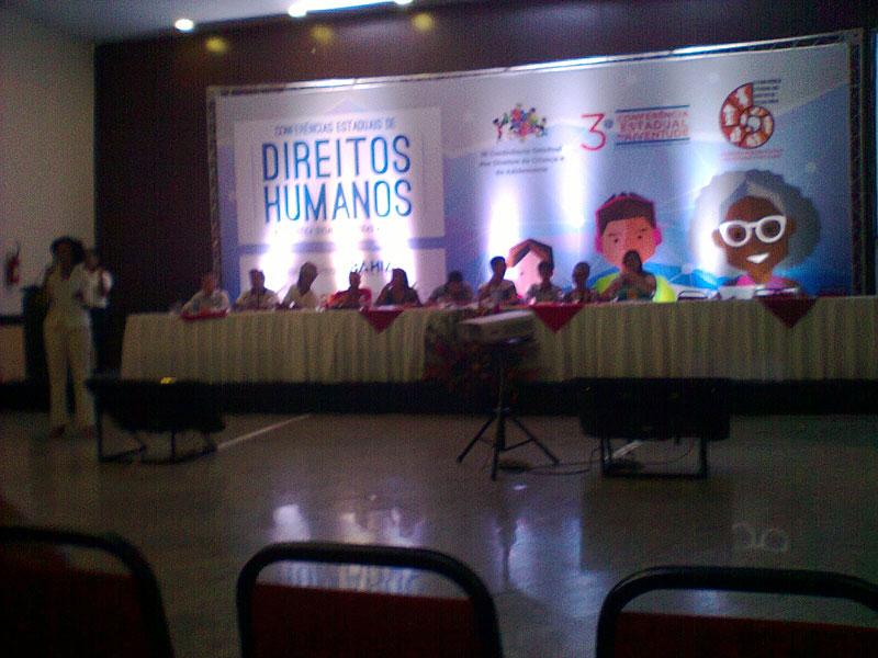 9ª Conferência Estadual dos Direitos da Criança e do Adolescente (5)