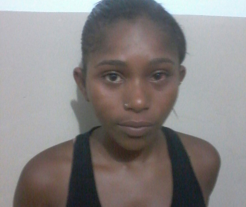 mulher presa drogas ipiau (2)