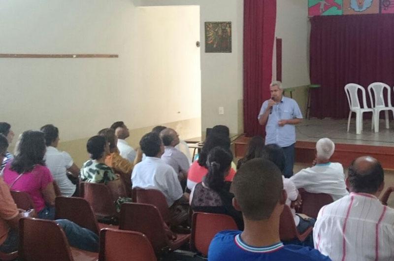 Forum de debate em Condeuba discute qualidade da agua (1)