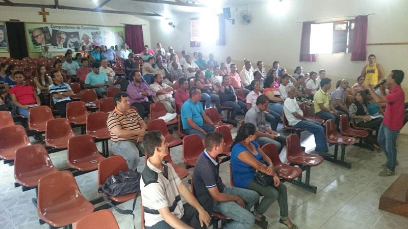 Forum de debate em Condeuba discute qualidade da agua (2)