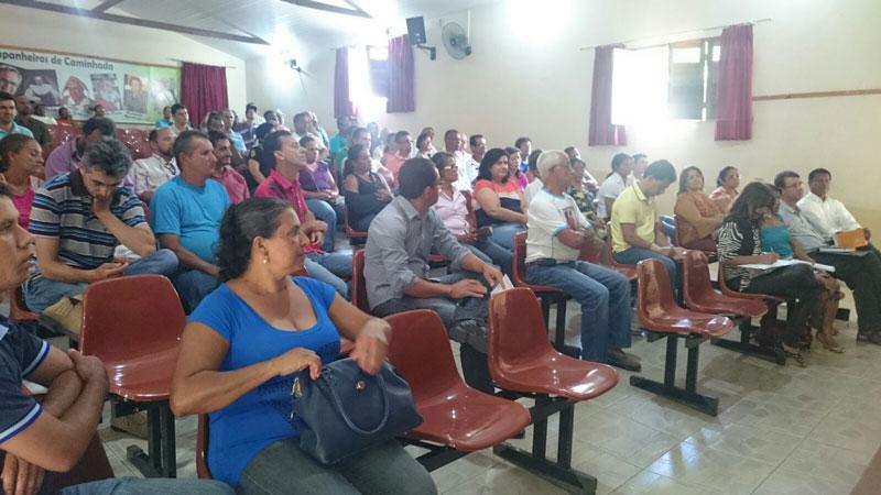 Forum de debate em Condeuba discute qualidade da agua (3)