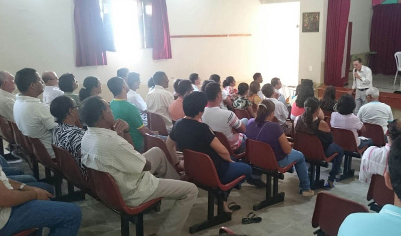 Forum de debate em Condeuba discute qualidade da agua (4)