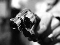 arma apontada foto ilustrativa