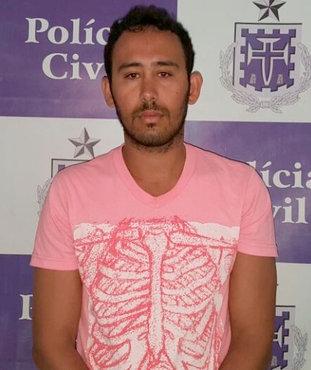 Zanfolin foi preso em casa, na cidade de Brumado Foto: Divulgação/Polícia Civil)